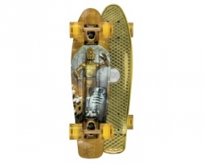 Skateboard Star Wars Bling Bling Vader Copper