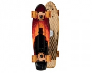 Skateboard Star Wars Bling Bling Vader Red