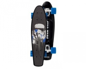 Skateboard Star Wars Juicy Fading Stormtrooper Black
