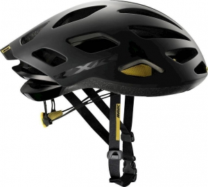 18 MAVIC CXR ULTIMATE HELMA BLACK/BLACK 378348 M
