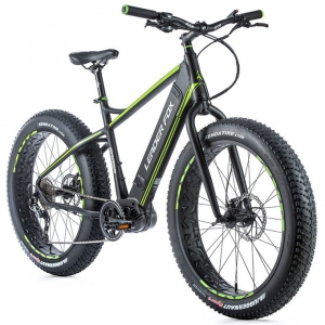FAT E-BIKE Leader Fox BRAGA 26
