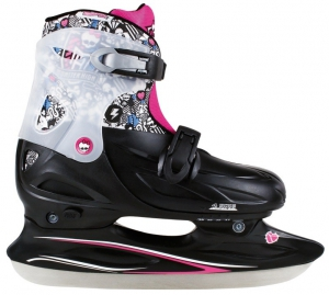 Lední brusle Monster High Creepy Cool